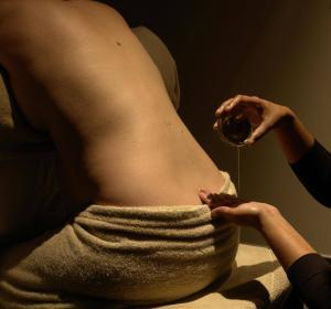 Le soin Cocoon pour femme enceinte au Spa Thémaé