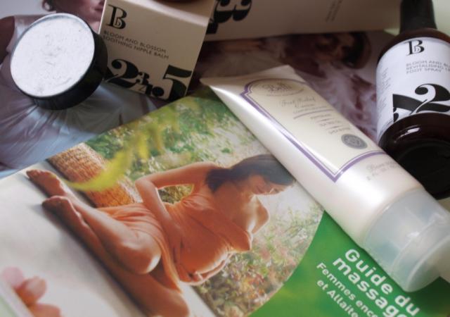 Les produits et conseils réconfortants de fin de grossesse