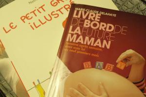 Illustration de l'article Les livres de chevet de votre grossesse