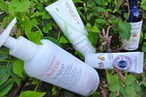 Les cosmétiques à partager avec votre bébé