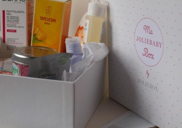 Les boites surprises pour maman et bébé