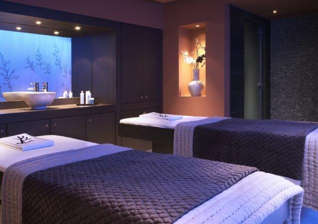 Le massage future maman au Spa Villa Thalgo Paris