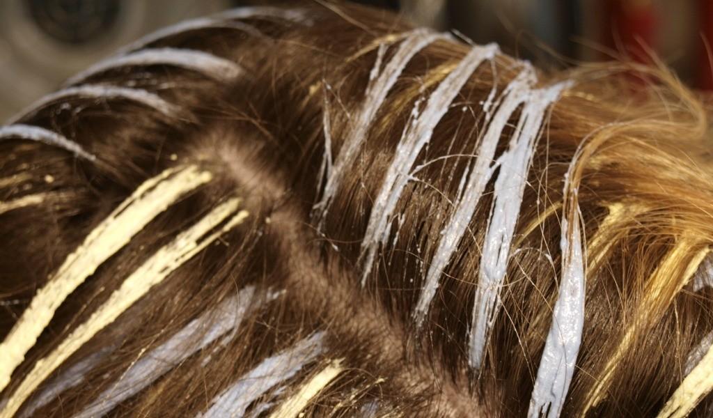 Coloration cheveux sans ammoniaque pour femme enceinte