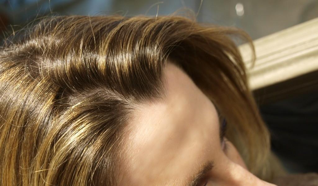 Coloration des cheveux durant la grossesse