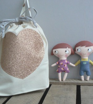 Tuto DIY : le pochon Girly Bag