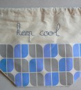 Tuto DIY : le pochon Keep Cool