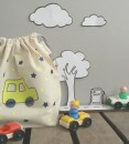 Tuto DIY : le pochon Little Cars