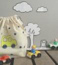 Tuto DIY : le pochon Little Cars