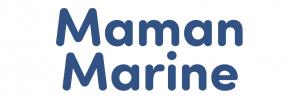 Logo maman marine