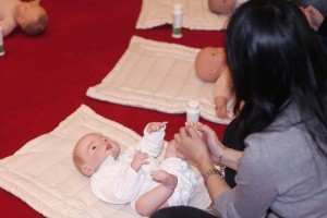 Comment masser son bébé ?