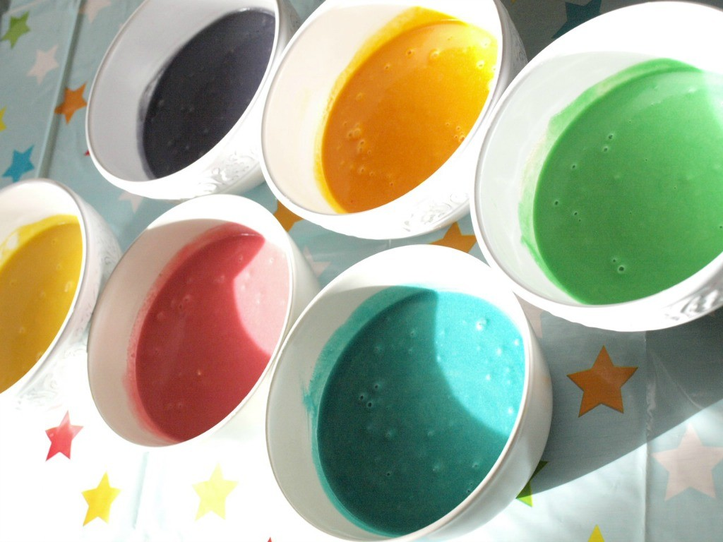 preparation-genoise-colorant-rainbow-cake-mum-to-be-party