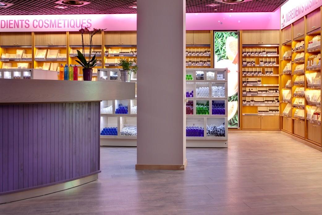 Aroma-Zone - Spaboutique - Boutique vue d'ensemble