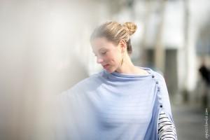 Illustration de l'article Le châle de grossesse et d'allaitement et ses utilisations