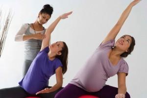 Illustration de l'article Comment rester sportive enceinte ?