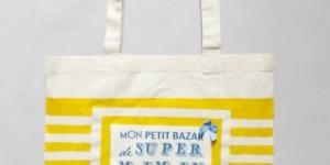 "Tuto DIY : le tote bag ""Super Maman"""