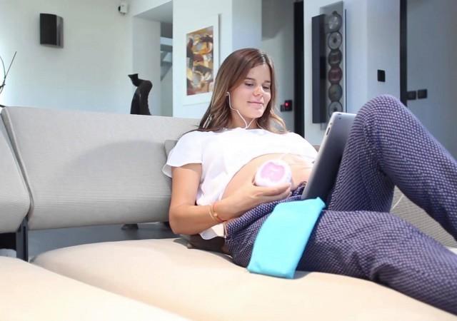 Les nouvelles applications smartphone pour future maman