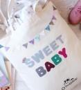 "Tuto DIY : le tote bag ""Sweet Baby"""