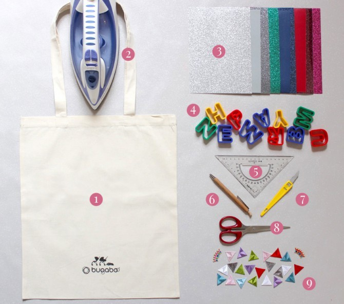 DIY Tote bag blog mode lyon Artlex 1