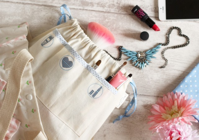 "Tuto DIY : le pochon ""Bag in bag"""