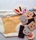 Tuto DIY : le sac à goûter et ses biscuits feutrine