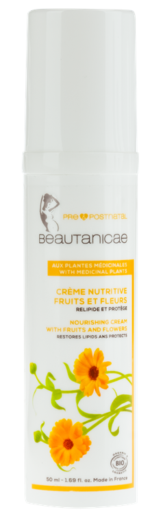 BEAUTANICAE_Cr+¿me Nutritive Fruits et Fleurs_Nourishing Cream with Fruits and Flowers_50 ml_BD