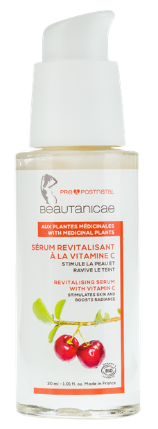 BEAUTANICAE_S+®rum Revitalisant +á la Vitamine C_Revitalising Serum with Vitamine C_30 ml_BD