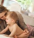 L'huile de massage végétale Mamãe e Bebê de Natura Brasil testée par une jeune maman