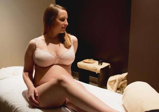 Le soutien-gorge de grossesse et d'allaitement Magic
