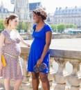 Les robes de grossesse et d'allaitement habillées