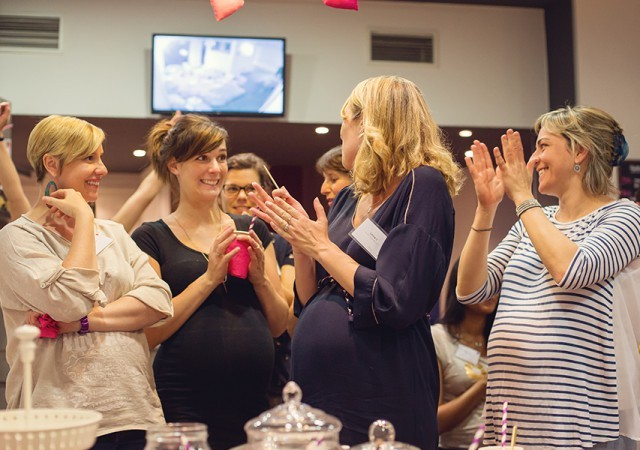 Bilan Mum-to-be Party n°4 à Lyon