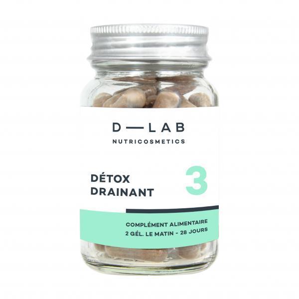 Detox drainant jambes légères cure 28 jours-0