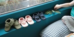 Notre sélection de chaussons pour bébé