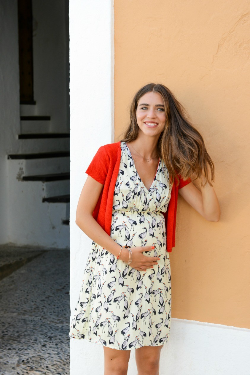 robe-grossesse-allaitement-imprime-cigognes