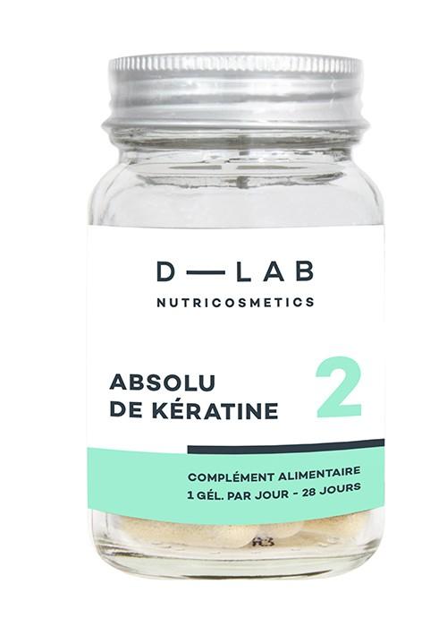 Absolu de kératine - D - LAB - MTBP