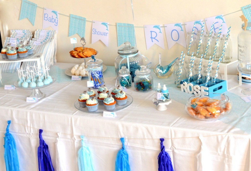 Comment organiser une baby shower durant la grossesse - Organiser un baby shower ...