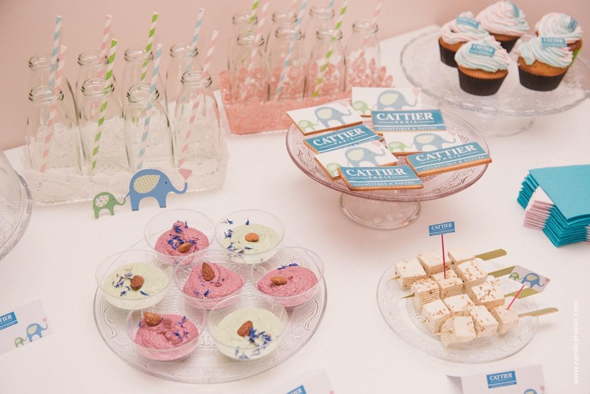 buffet-lancement-Cattier-candice-henin-mumtobepartyhome_2