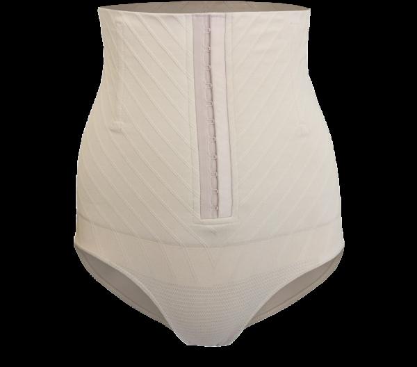 Culotte haute gainante post césarienne C-section nude-0