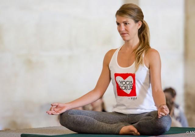 Les Yogis du Cœur, le plus grand rassemblement de yoga solidaire
