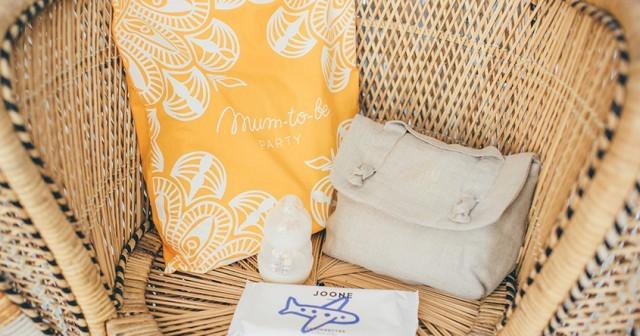 Le nouveau sac beauté été pour future & jeune maman