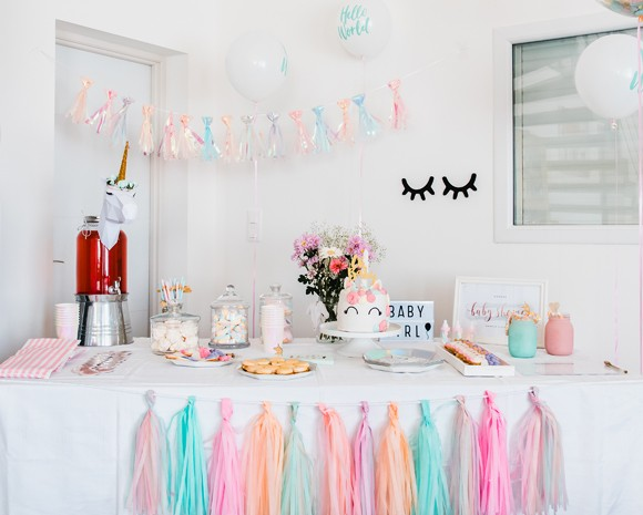 baby-shower-licorne-