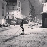 [LES MONTMARTROIS FONT DU SKI] De la Haute-Savoie à Montmartre, la même passion pour le ski