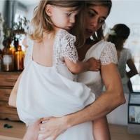 [LORAFOLK] Sous le charme de cette collection Babyfolk qui crée d'adorables petites robes en mousseline brodée, plumetis, dentelles de Calais et crêpe de soie pour habiller les petites filles d'honneur avec douceur. On aime cette recherche constante d'authentique, d'unique… La marque confectionne à la main ces créations, dans des matières d'exception, pensées et conçues pour durer dans le temps.  #lorafolk #babyfolk #creationparisienne #handmade #madeinparis #newcollection #mariage #robedemariage #ceremonie #bapteme #wedding #weddingday #weddingdress #babydress  #childdress #soie #dentelledecalais #mousselinebrodee #authentique #unique #collectionbabyfolk #petitesfillesdhonneur
