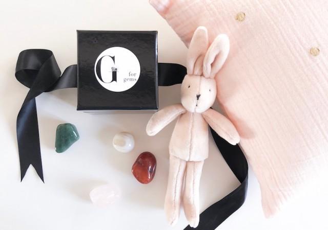 Les bienfaits des pierres et minéraux dans la chambre de bébé