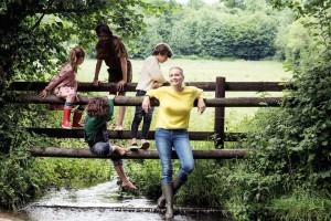 5 secrets de bonheurs en famille par Estelle Lefébure