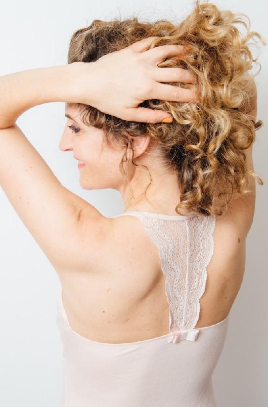 Nuisette grossesse allaitement Cache Coeur