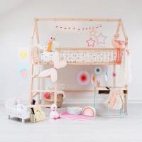 [KIDS' BEDROOM] Pure et colorée à la fois, la marque @bobbyrabbitkids sait capturer l'esprit magique de l'enfant et stimuler son imagination pour créer des souvenirs précieux. . Et vous, qu'avez vous imaginé pour la chambre de votre enfant ? . #bedroom #kidsbedroom #inspi #deco #decokids #bedroom #instakids #instamum #mumlife #inspideco#decoration #chambreenfant #jeunemaman #chambreacoucher #children #colore #magique #imagination #espritmagique #souvenirs #precieux