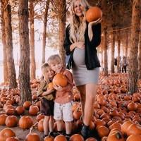 [PUMKIN] Céder au folklore d'Halloween, pour le plaisir des kids et le notre aussi !, puis transformer les
