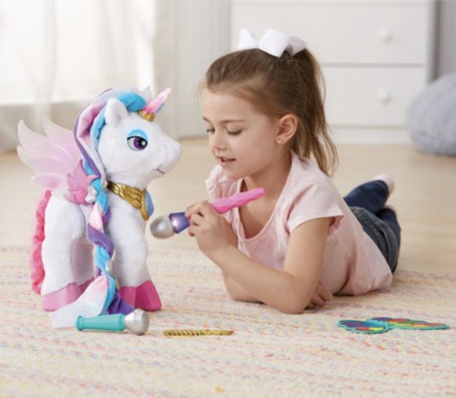 cadeau-noel-milla-licorne-magique-vrtech-tendance-jouets-enfants-1