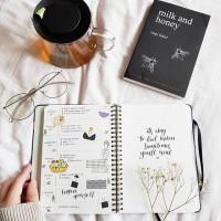 [UNE NOUVELLE PAGE] A vous d'écrire l'histoire de 2019, de lister vos envies et vos réalisations pour ne pas oublier que vous faites chaque jour beaucoup pour vous et les autres, et très bien