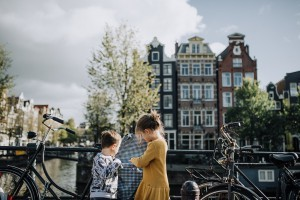 Nos adresses kids-friendly à Amsterdam